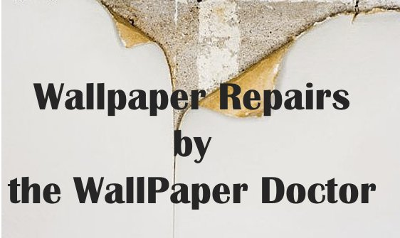 wallpaper repair